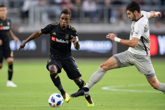 Winger Latif Blessing promises to deliver US Open Cup for LAFC