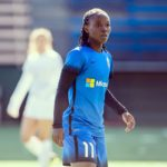 Black Queens Captain Elizabeth Addo named Seattle Reign's MVP in defeat to NC Courage