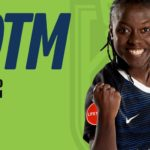 Black Queens captain Elizabeth Addo wins MVP despite Seattle Reign's heavy defeat to  NC Courage