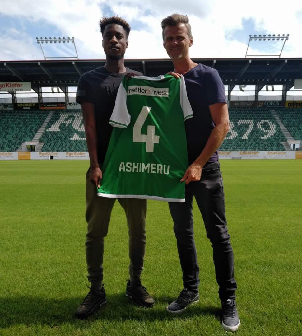 CONFIRMED: Talented midfielder Majeed Ashimeru seals loan move to Swiss top-flight side St Gallen
