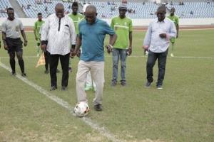 Inter Allies pay tribute to the late Dwarfs C.E.O Nana Aidoo