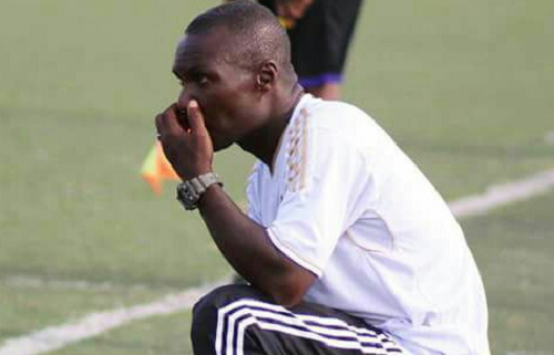 Coach Edward Nii Odoom frustrated by Hearts of Oak's form after draw with Medeama