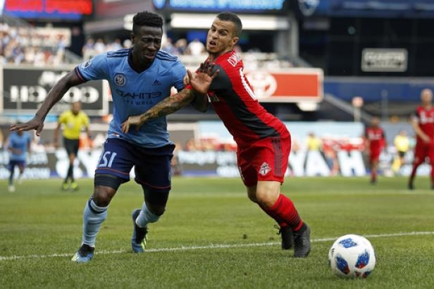Ebenezer Ofori stars as new manager Domenec Torrent secures first victory at New York FC