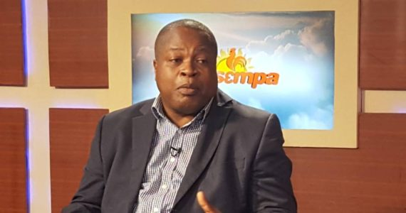 Fred Pappoe backs government's effort to dissolve GFA