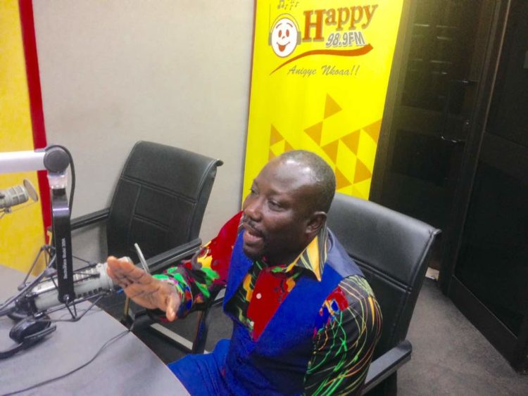 """If Cudjoe Fianoo accept this government appointment then he has betrayed we the football people\""- Abdul Salam Yakubu"
