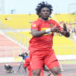 """""""The fans are yet to see the best of me""""- Kotoko striker Yacouba Songne"""