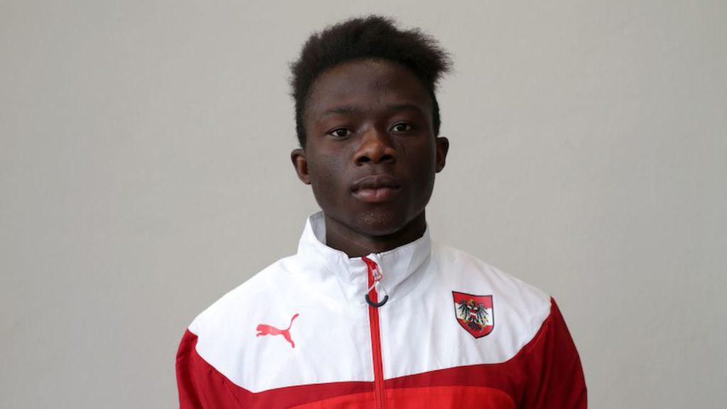Ghanaian midfielder Samuel Oppong returns to Rapid Amateurs after loan stint with FC Blau-Weiß Linz