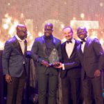 Stephen Appiah: Ex-Juventus star steals the show to win 2018 Calcio Trade Ball Order of the Star Award