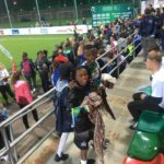 Ghana present at Football for Friendship in Russia