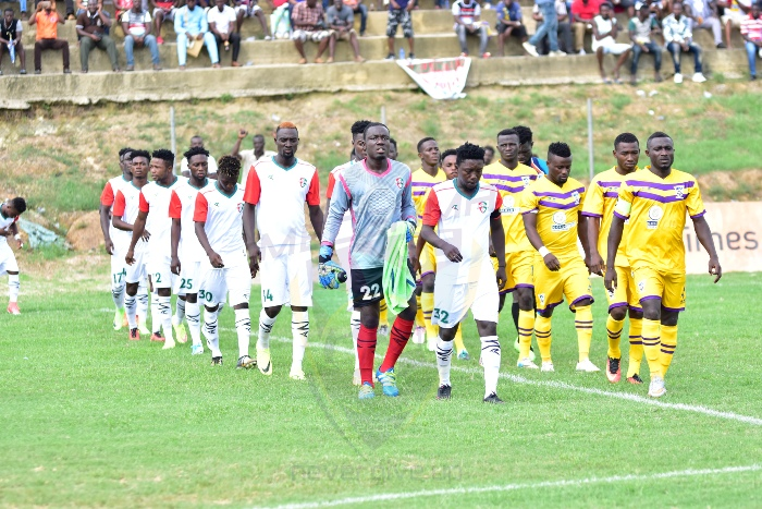 Ghanaian clubs forced to break camp after Anas' exposé threatens collapse of the game