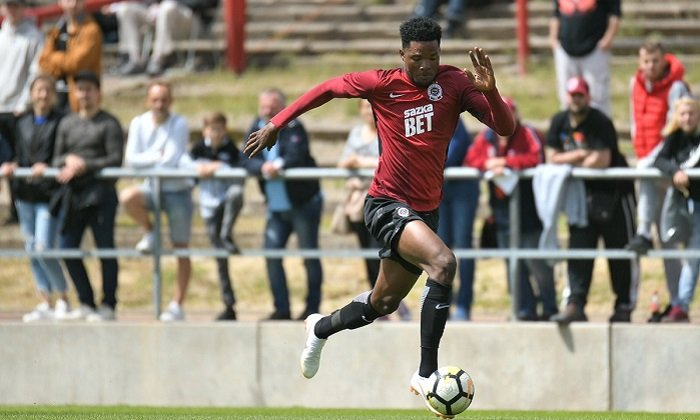 AC Sparta Prague forward Benjamin Tetteh insists he could have scored more against Trencin in pre-season defeat