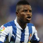 Ghana midfielder Mubarak Wakaso grateful for a successful first season at Deportivo Alaves