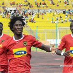 Striker Yacouba Songne voted Kotoko player for the month of May