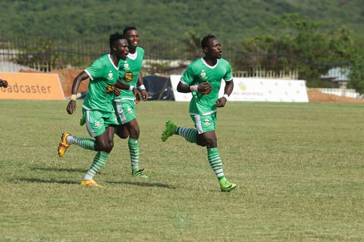 MATCH REPORT: Sharks 1-1 Liberty Profs- On-loan forward Yakubu Mohammed grabs point for Sharks in Elmina