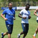 Ghana's Aziz Tetteh gears up in pre-season with Dynamo Moscow