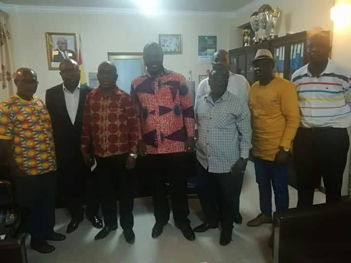 Sports minister snubs GHALCA over interim GFA, to forge ahead with dissolution
