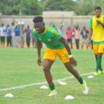 Aduana Stars fines Derrick Sassraku for skipping training