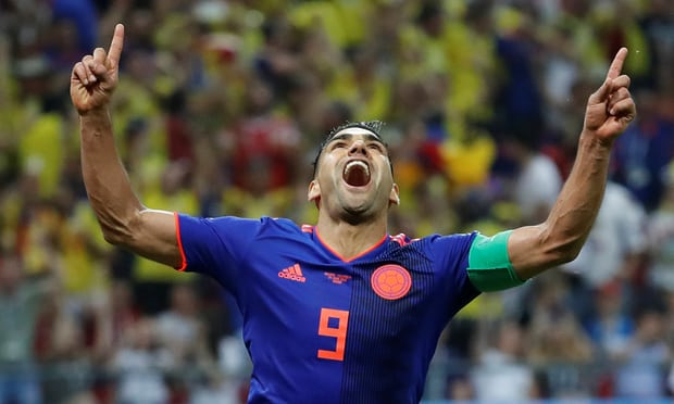 2018 World Cup: Poland 0-3 Colombia - Colombia's triple hammer blow dumps Poland out of World Cup
