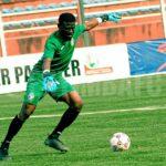 Nigerian based Ghana goalkeeper Fatau Dauda eyes the treble with Enyimba