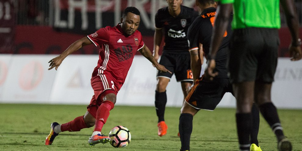 Gladson Awako's contract terminated by American USL side Phoenix Rising