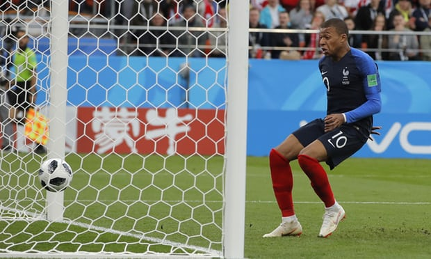 2018 World Cup: France 1-0 Peru: Kylian Mbappe's first World Cup goal seals Les Bleus' passage into last 16