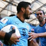 2018 World Cup: Uruguay 1-0 Saudi Arabia - Luis Suarez's solitary strike knocks Egypt out of World Cup