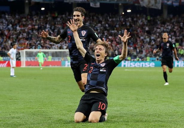2018 World Cup: Argentina 0-3 Croatia: Rebic, Modric and Rakitic leave South Americans staring down barrel of World Cup exit