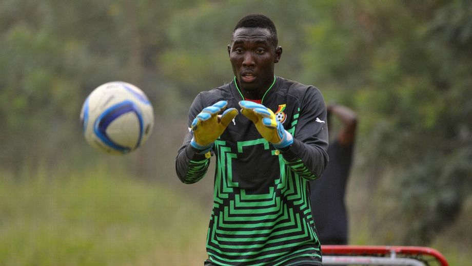 Ghana goalkeeper Richard Ofori charges Wa All Stars to improve league performance