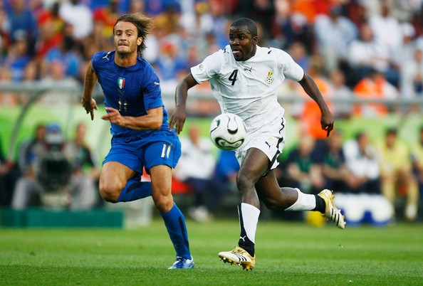 Sammy Kuffour reflects on 2006 World Cup error against Italy; says he owes no one apology