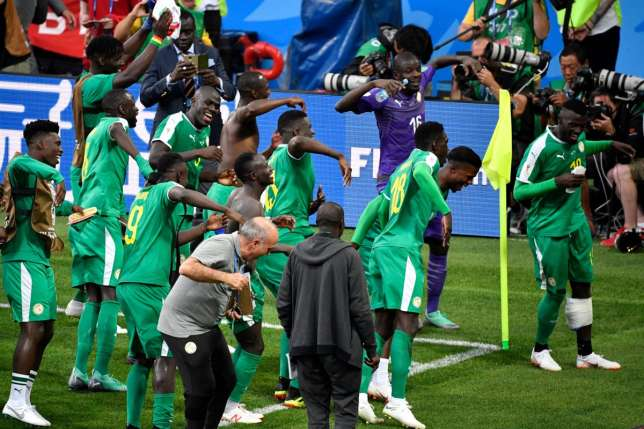 Three takeaways from Senegal's win over Poland at 2018 World Cup