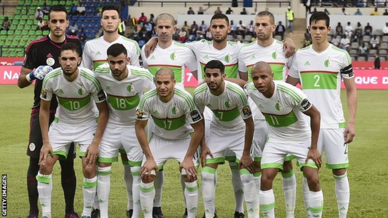 2019 Africa Cup of Nations: Algeria announces final 23-man squad