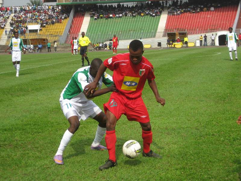 Cameroon professional league on break for lack of finances