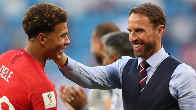 World Cup: England nowhere near their potential, says manager Gareth Southgate