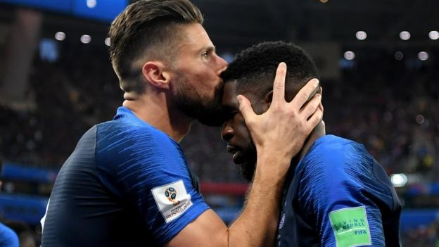 World Cup 2018: France reach final after 1-0 win over Belgium