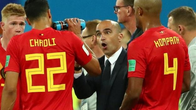 World Cup 2018: Belgium have wealth of young talent - Roberto Martinez