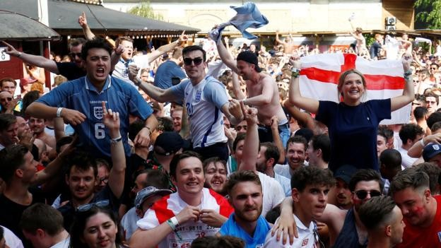 England v Sweden: Why fans are right to believe it's coming home