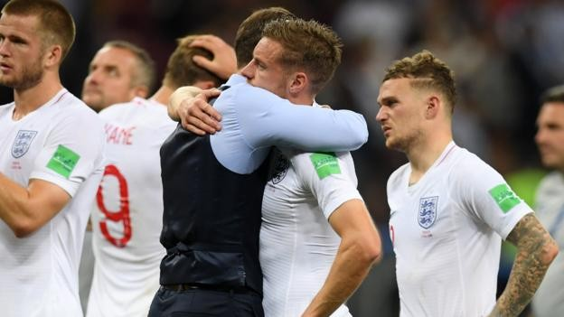 England beaten by Croatia at World Cup: 'It's the what-ifs that hurt the most'