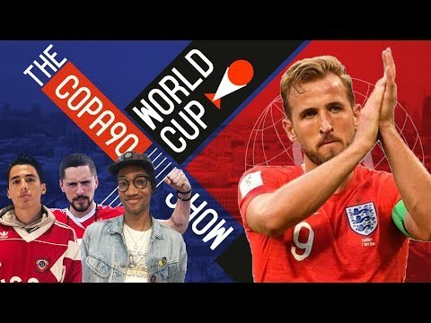 England Didn't Say When It Was Coming Home | COPA90 WORLD CUP