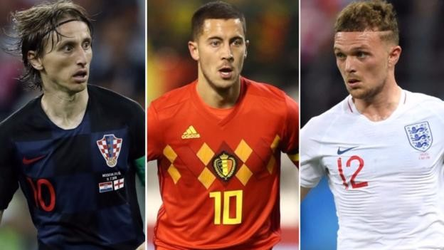 World Cup 2018: Who makes your team of the tournament?