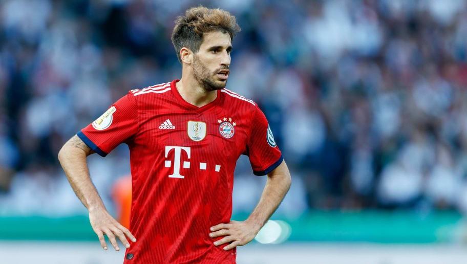 Napoli Reportedly Interested in Signing Bayern Munich's Javi Martinez Following Jorginho Departure