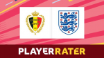 World Cup: Belgium v England - rate the players