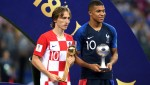 Croatia's Luka Modric Wins World Cup Golden Ball While Kylian Mbappe Is Named FIFA Young Player