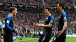 Lucas, Umtiti, Varane, Dembele, N'Zonzi & Griezmann win World Cup with France
