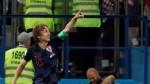 Luka Modric lands World Cup Golden Ball