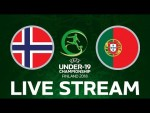 Norway vs. Portugal: UEFA Under-19 Championship LIVE!