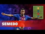NELSON SEMEDO | MY TOP 4 (LEGENDS)