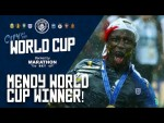 MENDY WORLD CUP WINNER! | City at the World Cup | FINAL EPISODE