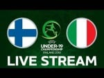 Finland vs. Italy: UEFA Under-19 Championship LIVE!