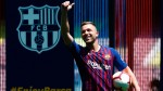 Barcelona's Arthur: 'Fantastic' to be compared to Xavi and Iniesta