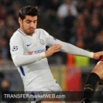NAPOLI - Suggestion for Alvaro MORATA